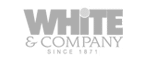 White and Company Logo